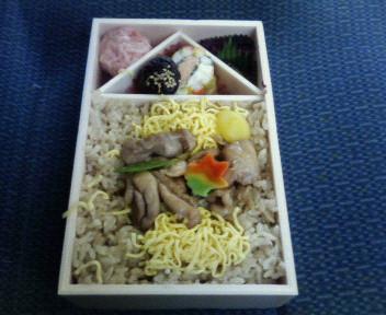 本日のお昼ごはん@花輪線