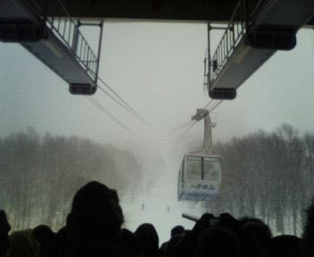 青森は雪!