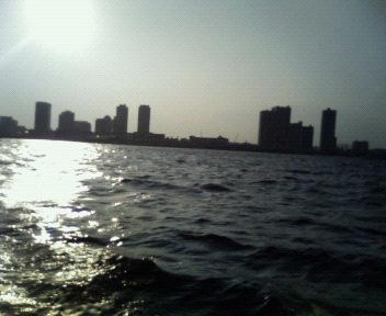 横浜港遊覧船