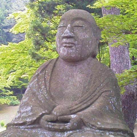 毛越寺のお地蔵さま