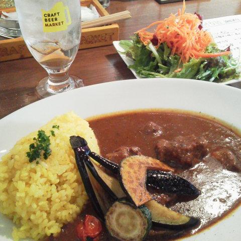 本日のお昼ごはん@虎ノ門