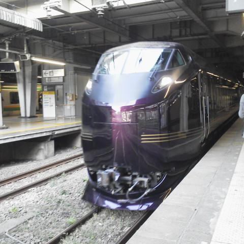 今日の電車